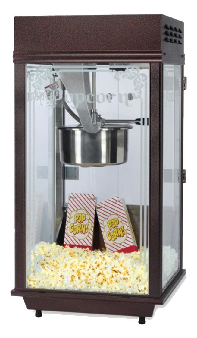 PINTO POP POPCORN MACHINE 2147 - Allen Associates