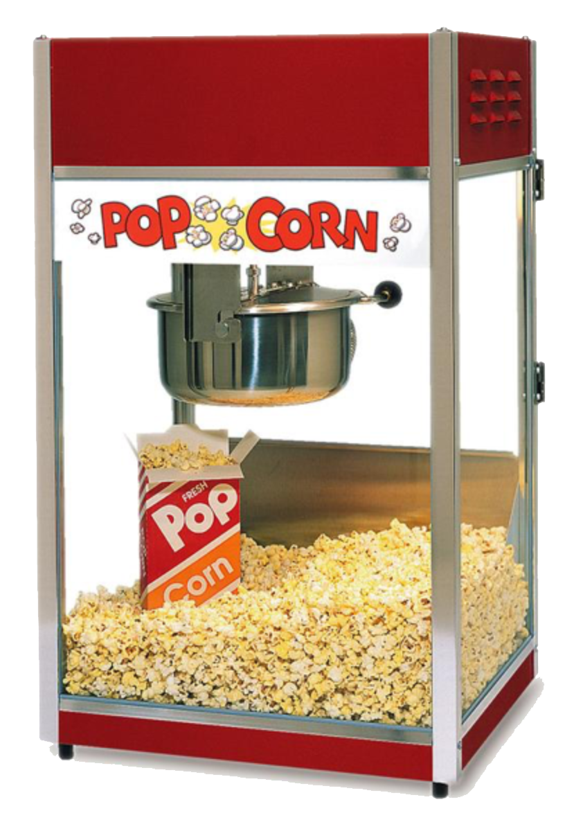 ULTRA 60 SPECIAL POPCORN MACHINE 2656 - Allen Associates