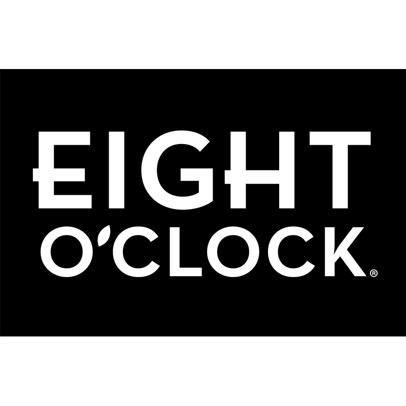 Logo - Eight O'Clock