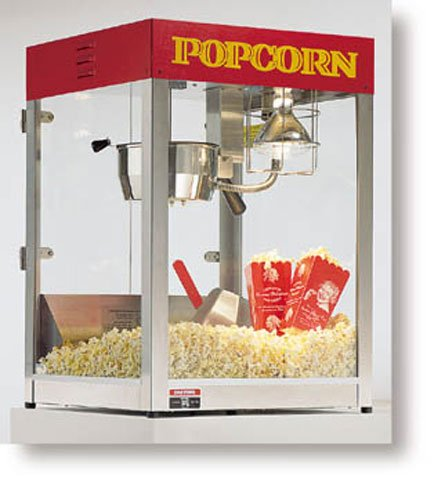 CRETOR'S MODEL T-2000 POPCORN MACHINE - Allen Associates