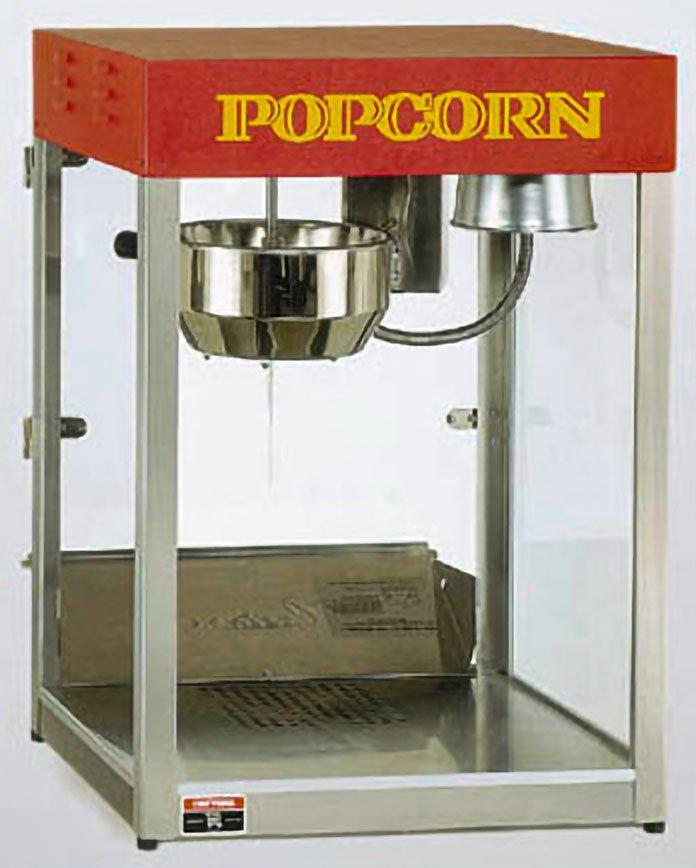 CRETOR'S MODEL T-3000 POPCORN MACHINE - Allen Associates