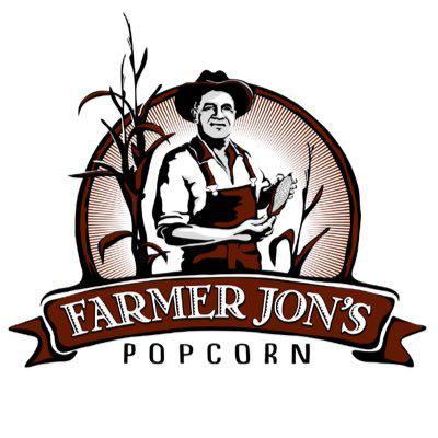 Logo - Farmer Jon's Popcorn
