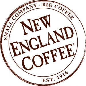 New England Coffee Logo 2018