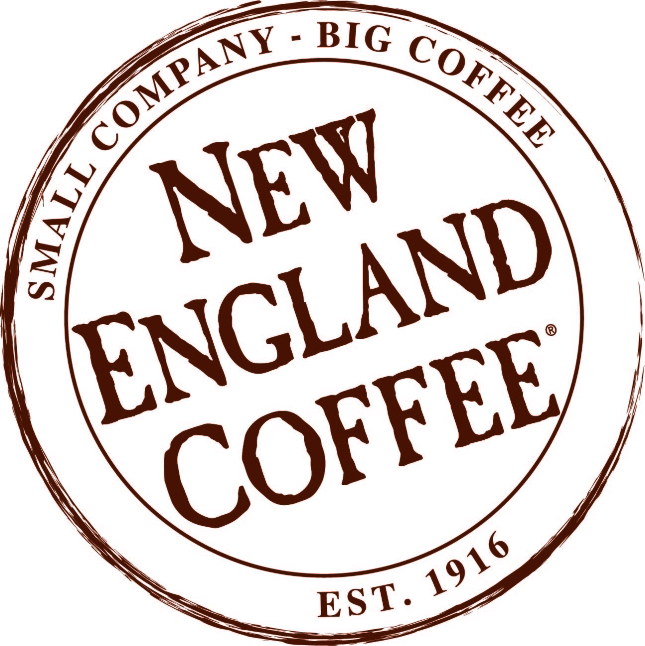 Logo - New England Coffee