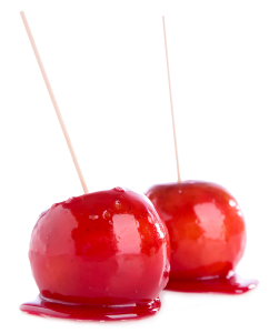 Candy Apples - Allen Associates
