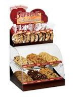 MEDIUM 2 TRAY CURVED DISPLAY - Allen Associates