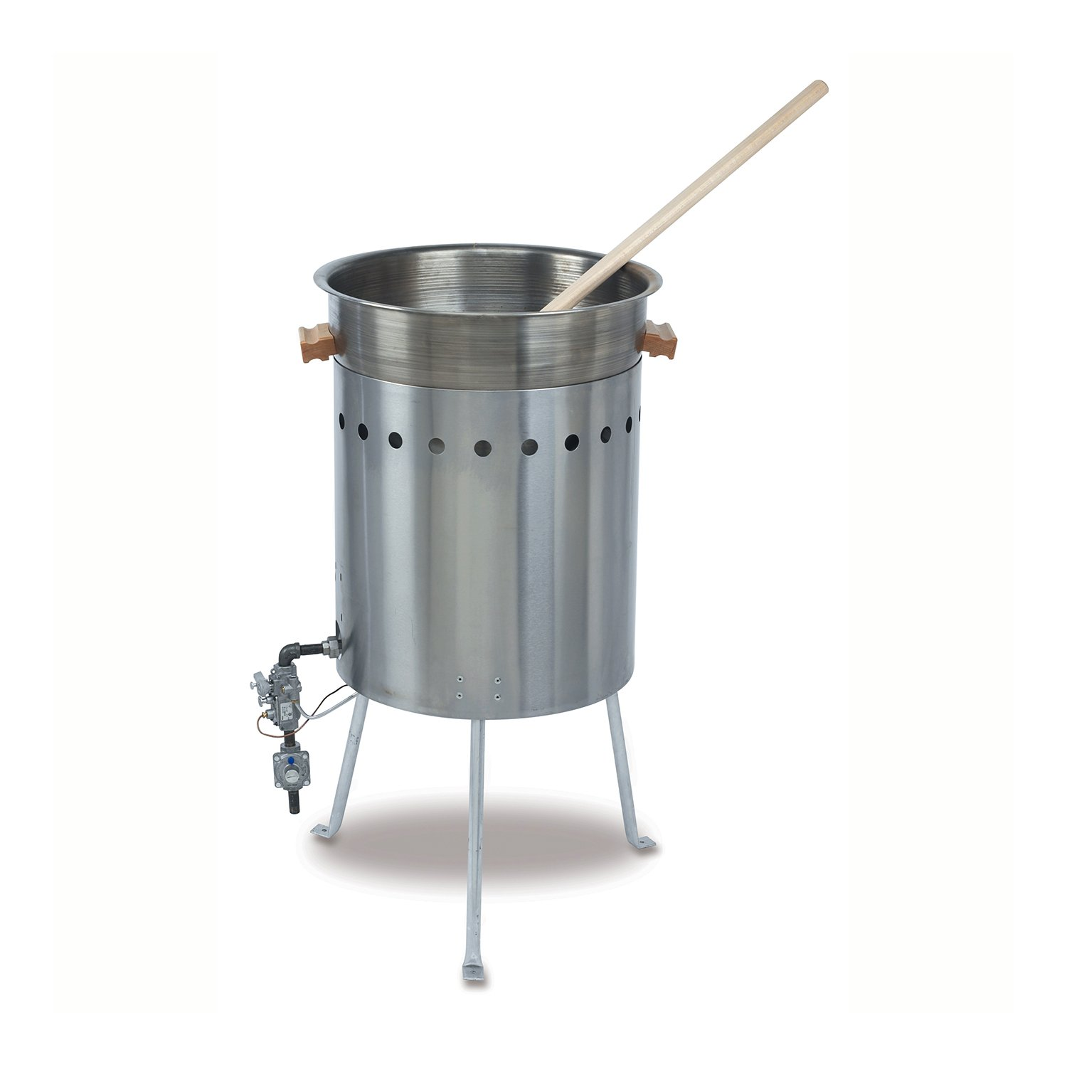 Candy Apple Stainless Steel Stove 4110HD - Allen Associates